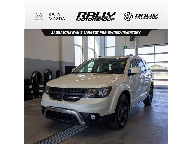 2019 Dodge Journey Crossroad (Stk: V1272) in Prince Albert - Image 1 of 15