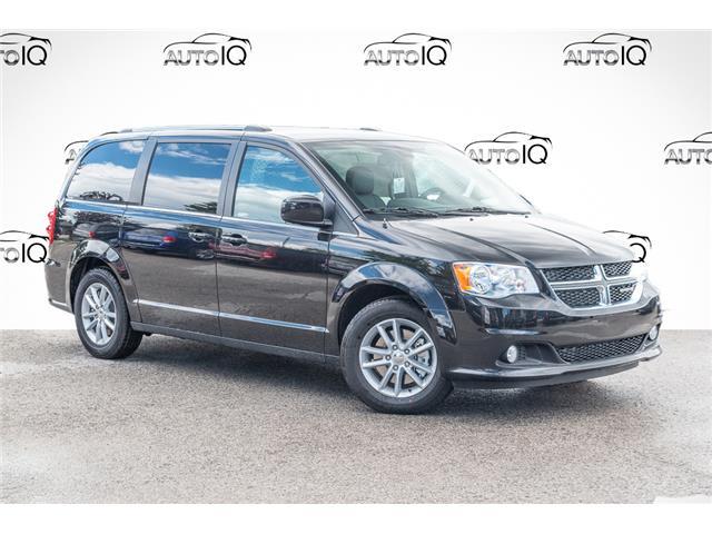 2020 Dodge Grand Caravan Premium Plus (Stk: 34213) in Barrie - Image 1 of 30