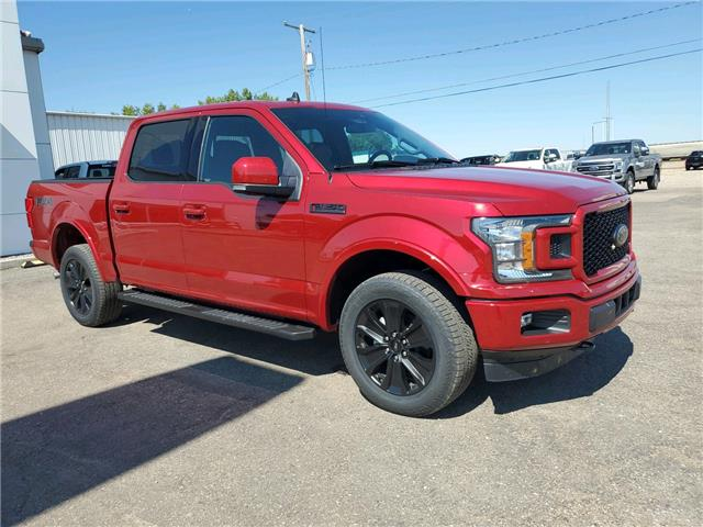 2020 Ford F-150 Lariat (Stk: 20228) in Wilkie - Image 1 of 22