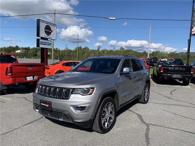 2019 Jeep Grand Cherokee Limited (Stk: 90515) in Sudbury - Image 1 of 20