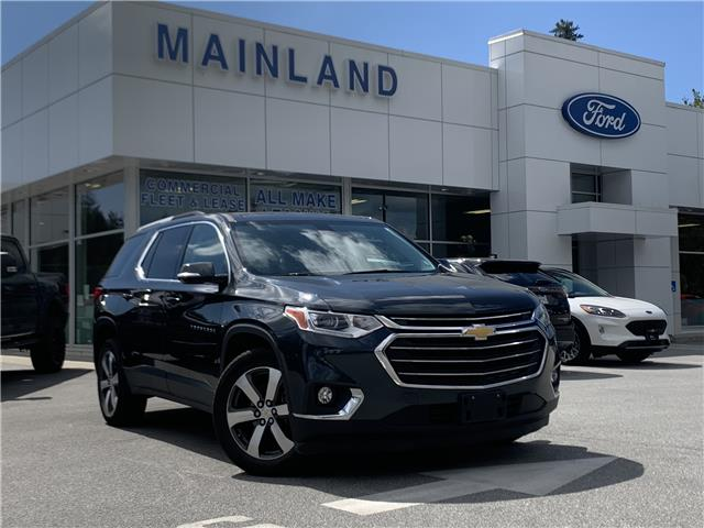 2018 Chevrolet Traverse 3LT (Stk: 20EX0547A) in Vancouver - Image 1 of 30