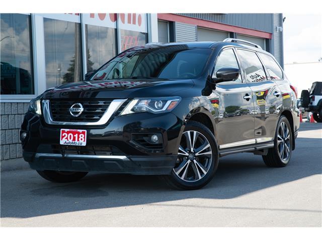 2018 Nissan Pathfinder  (Stk: 20584) in Chatham - Image 1 of 26