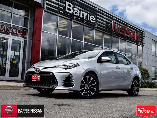 2018 Toyota Corolla SE (Stk: 20388A) in Barrie - Image 1 of 28