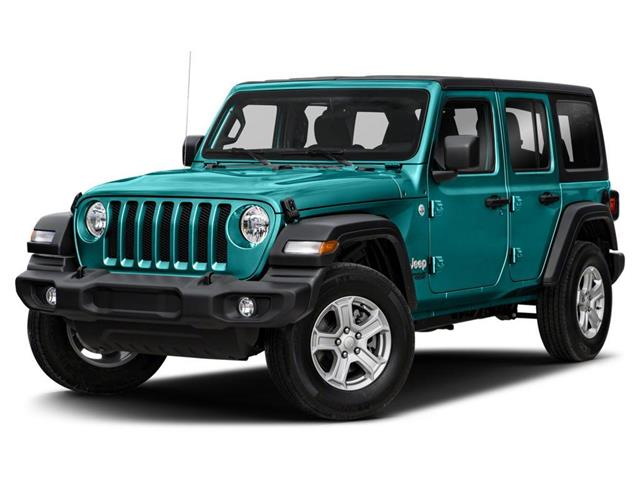 2020 Jeep Wrangler Unlimited Rubicon (Stk: L316485) in Surrey - Image 1 of 9
