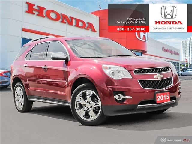 2015 Chevrolet Equinox LTZ 2GNFLHE39F6259774 20413A in Cambridge