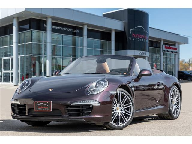 2015 Porsche 911  (Stk: 20HMS852) in Mississauga - Image 1 of 25
