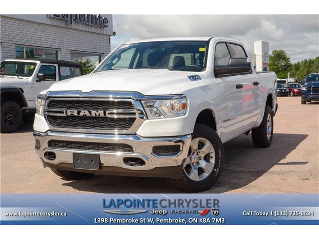 2020 RAM 1500 Tradesman (Stk: 20043) in Pembroke - Image 1 of 28