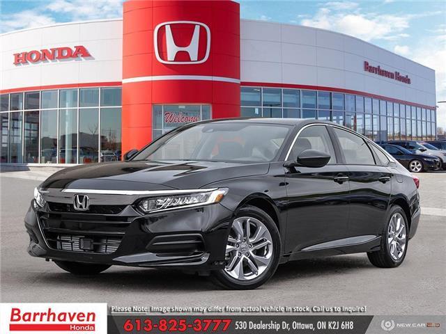 2020 Honda Accord LX 1.5T (Stk: 3137) in Ottawa - Image 1 of 11