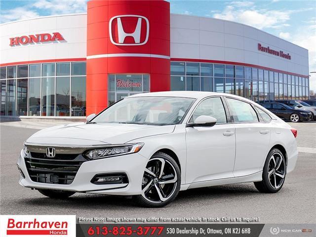 2020 Honda Accord Sport 1.5T (Stk: 3139) in Ottawa - Image 1 of 22