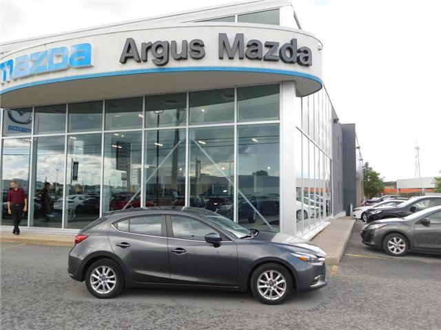 2017 Mazda Mazda3 Sport GS (Stk: A2171A) in Gatineau - Image 1 of 18