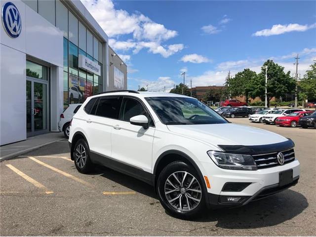 2018 Volkswagen Tiguan Comfortline (Stk: 6079P) in Toronto - Image 1 of 5