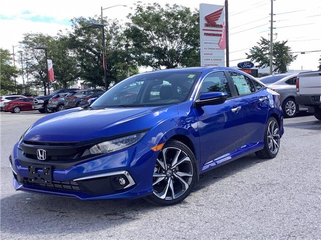 2020 Honda Civic Touring (Stk: 20969) in Barrie - Image 1 of 21