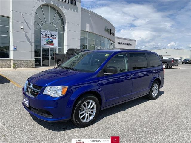 2019 Dodge Grand Caravan CVP/SXT (Stk: N04445A) in Chatham - Image 1 of 20