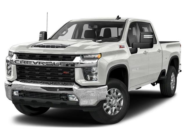 2020 Chevrolet Silverado 3500HD LTZ (Stk: T20165) in Campbell River - Image 1 of 9