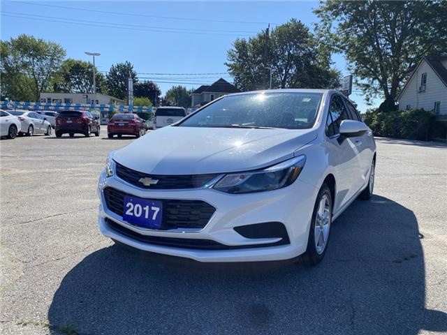 2017 Chevrolet Cruze LT Auto 3G1BE5SM7HS503593 19-0806A in LaSalle