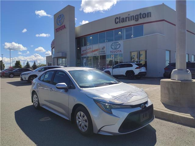 2021 Toyota Corolla L (Stk: 21010) in Bowmanville - Image 1 of 7