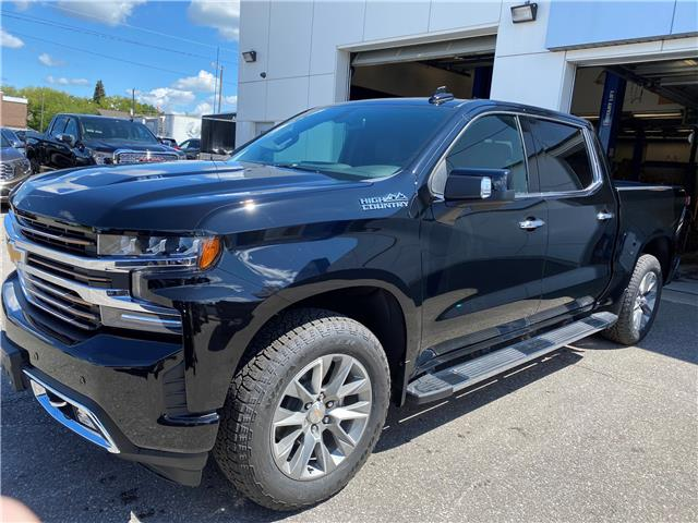 2020 Chevrolet Silverado 1500 High Country (Stk: 20419) in Sioux Lookout - Image 1 of 7