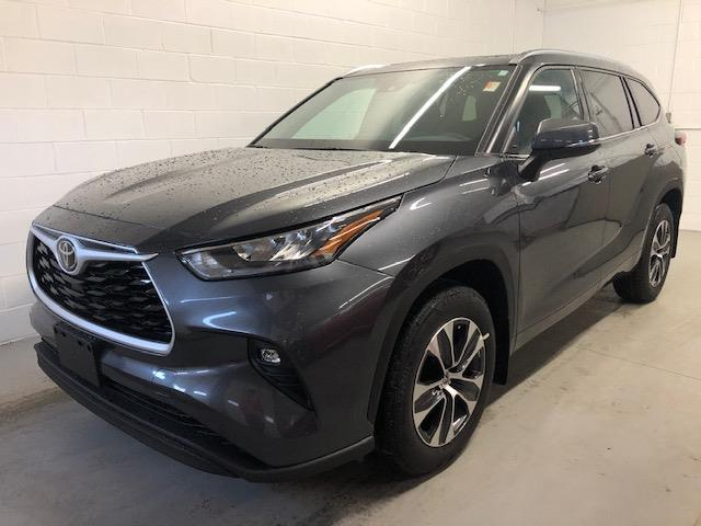 2020 Toyota Highlander XLE (Stk: TW220) in Cobourg - Image 1 of 7