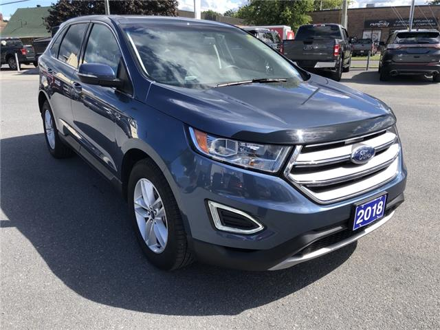 2018 Ford Edge SEL (Stk: 20153B) in Cornwall - Image 1 of 29