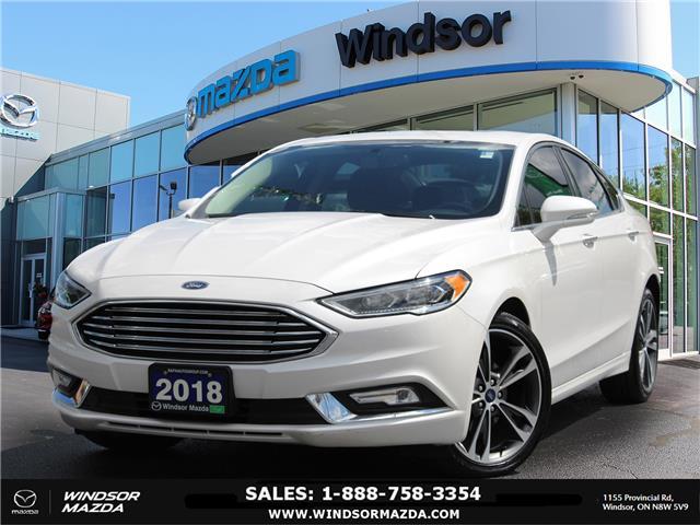 2018 Ford Fusion Titanium (Stk: PR6419) in Windsor - Image 1 of 26