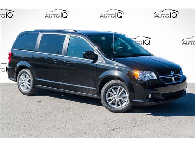 2020 Dodge Grand Caravan Premium Plus (Stk: 34109) in Barrie - Image 1 of 28