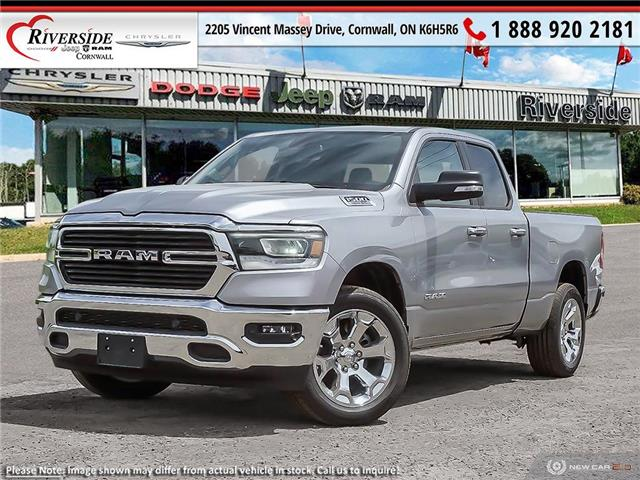 2020 RAM 1500 Big Horn (Stk: N20136) in Cornwall - Image 1 of 22