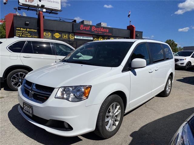 2019 Dodge Grand Caravan CVP/SXT (Stk: 681931) in Toronto - Image 1 of 15