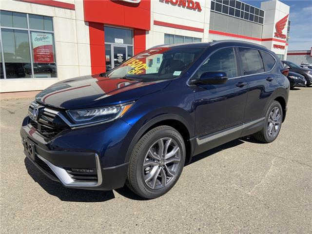 2020 Honda CR-V Touring (Stk: 20079) in Fort St. John - Image 1 of 25
