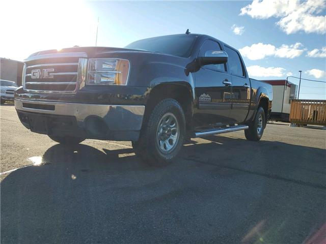 2012 GMC Sierra 1500 SL (Stk: A20210) in Ottawa - Image 1 of 28