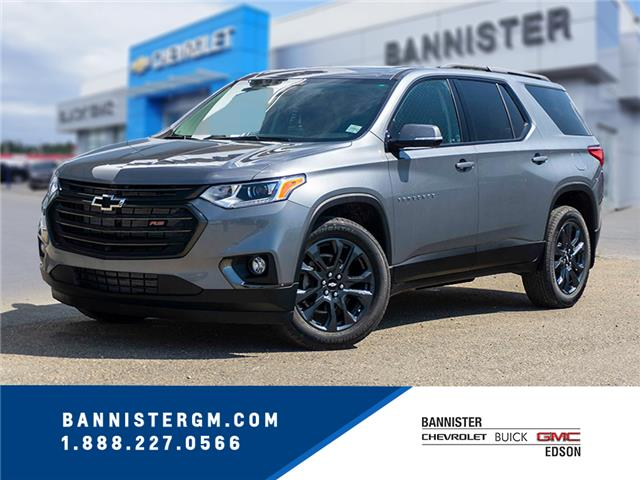 2020 Chevrolet Traverse RS (Stk: 20-189) in Edson - Image 1 of 16