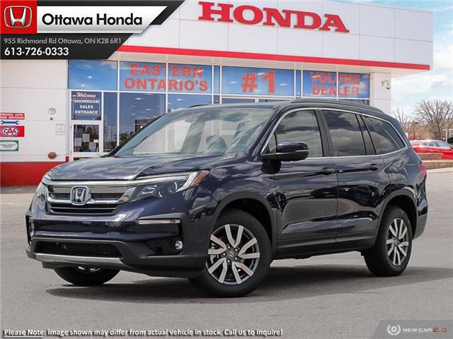 2021 Honda Pilot EX-L Navi (Stk: 337590) in Ottawa - Image 1 of 23