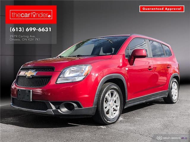 2012 Chevrolet Orlando 1LT (Stk: ) in Ottawa - Image 1 of 22