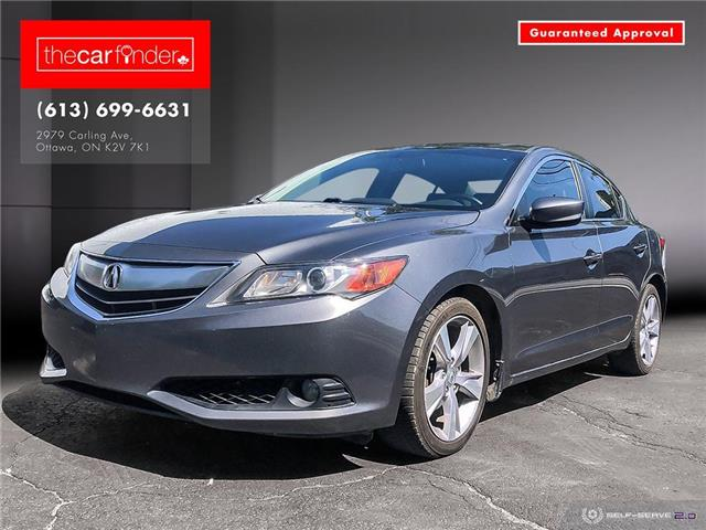 2013 Acura ILX Base (Stk: ) in Ottawa - Image 1 of 23