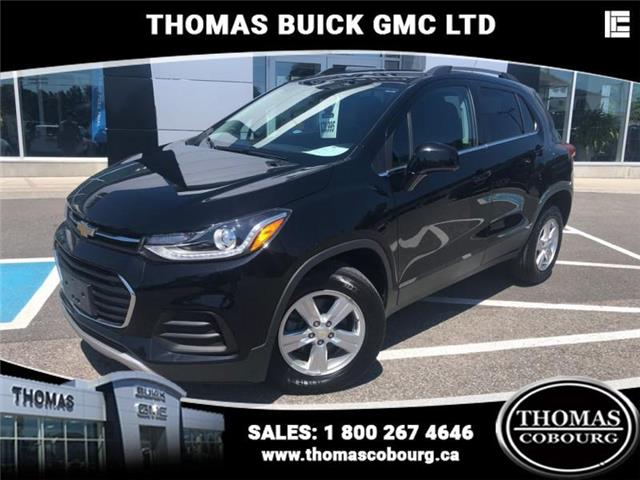 2019 Chevrolet Trax LT (Stk: UT41655) in Cobourg - Image 1 of 21