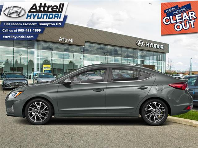 2020 Hyundai Elantra Ultimate (Stk: 36177) in Brampton - Image 1 of 1