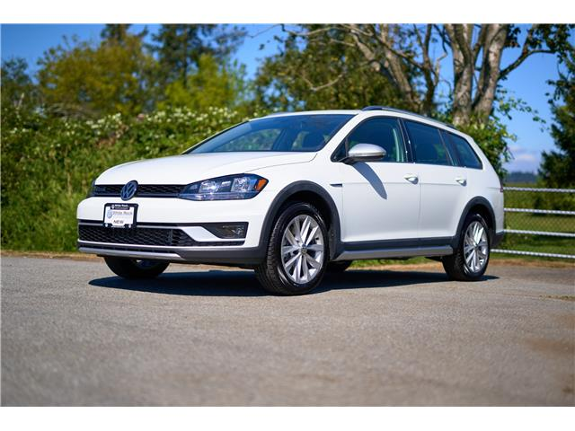 2019 Volkswagen Golf Alltrack 1.8 TSI Highline (Stk: KG525155) in Vancouver - Image 1 of 20