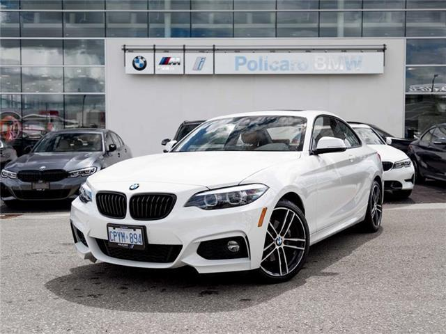2020 BMW 230i xDrive (Stk: 0E99329) in Brampton - Image 1 of 20