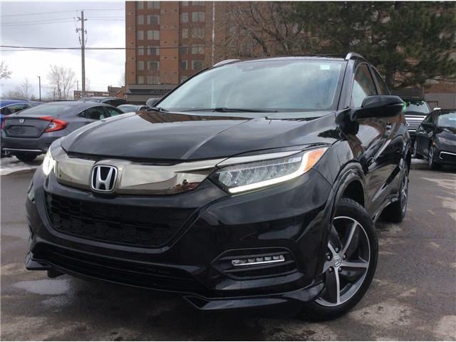 2020 Honda HR-V Touring (Stk: 20-0206) in Ottawa - Image 1 of 25