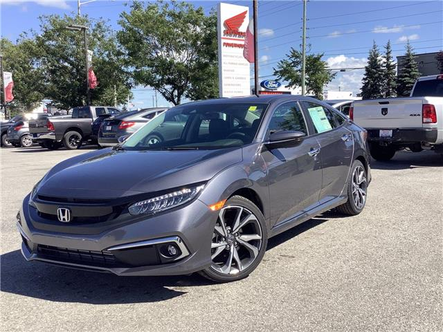 2020 Honda Civic Touring (Stk: 20929) in Barrie - Image 1 of 21