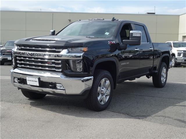2020 Chevrolet Silverado 3500HD LTZ (Stk: 0209320) in Langley City - Image 1 of 6