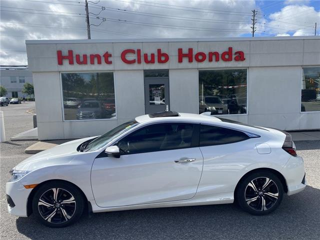 2018 Honda Civic Touring (Stk: 7640A) in Gloucester - Image 1 of 18