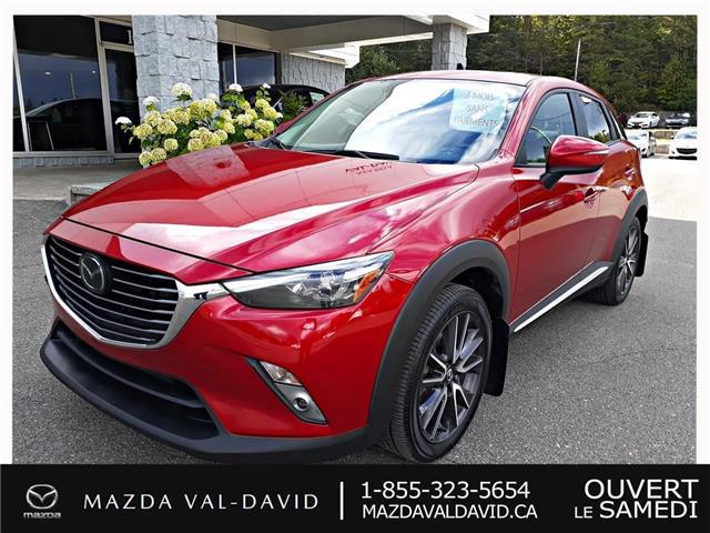 2018 Mazda CX-3 GT (Stk: B1806) in Val-David - Image 1 of 28