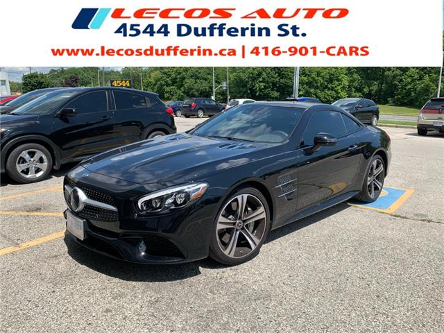 2020 Mercedes-Benz SL 450 Base (Stk: F559216) in Toronto - Image 1 of 15