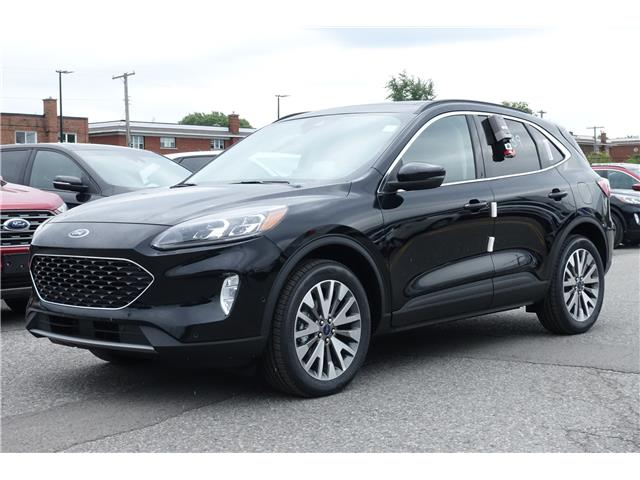 2020 Ford Escape SEL (Stk: 2007140) in Ottawa - Image 1 of 12
