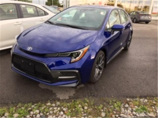 2020 Toyota Corolla SE (Stk: CW119) in Cobourg - Image 1 of 12