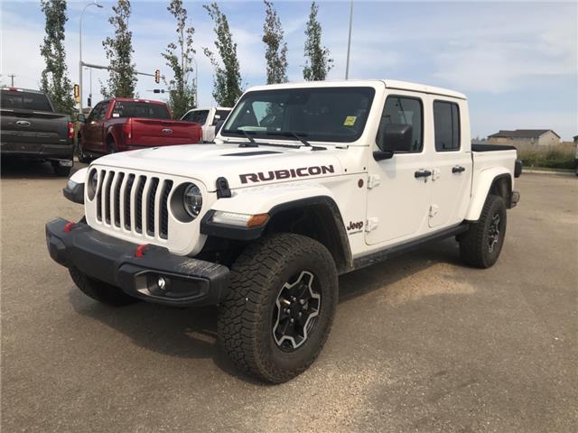 2020 Jeep Gladiator Rubicon (Stk: LSD181A) in Ft. Saskatchewan - Image 1 of 20
