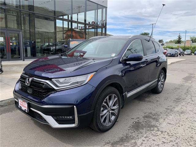 2020 Honda CR-V Touring (Stk: T20174A) in Kamloops - Image 1 of 28