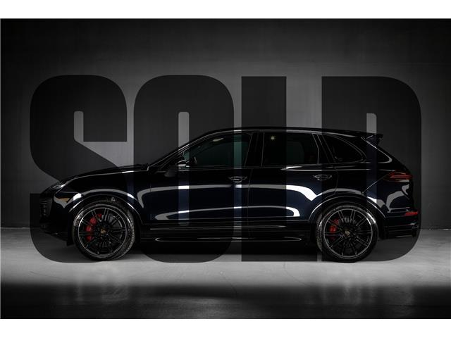 2017 Porsche Cayenne GTS (Stk: MU2363) in Woodbridge - Image 1 of 21