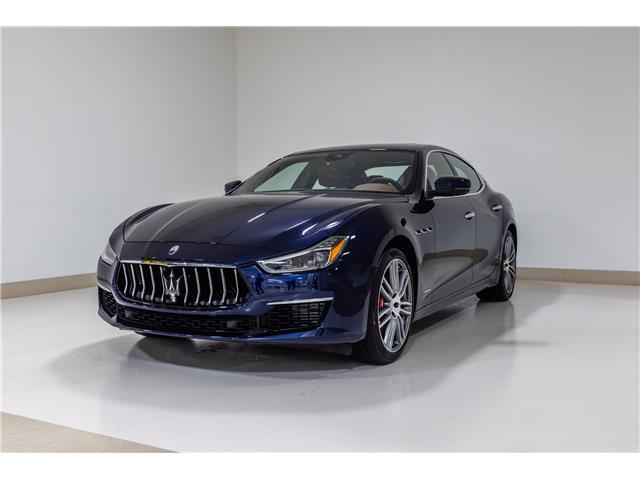 2020 Maserati Ghibli S Q4 GranLusso (Stk: 1000MC) in Calgary - Image 1 of 17