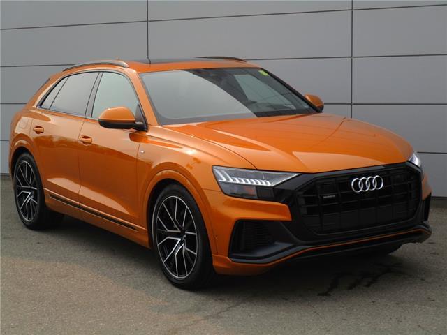 2020 Audi Q8 55 Technik (Stk: 200056) in Regina - Image 1 of 28